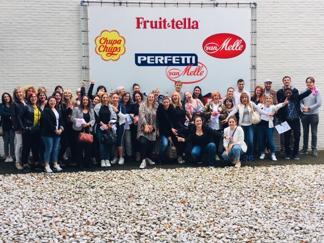 Promo sapiens is happy to announce the collaboration with Fruit-Tella!