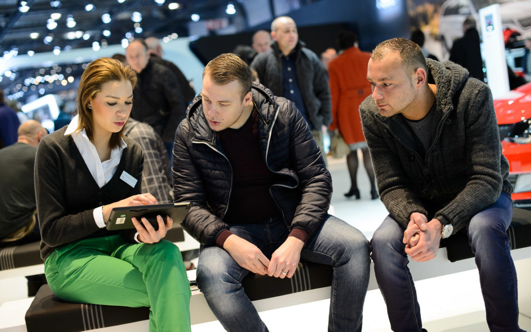 WANTED: Informants/Hostesses for Brussels Motor Show 2020